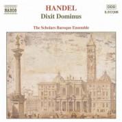 Handel: Dixit Dominus / Salve Regina / Nisi Dominus - CD