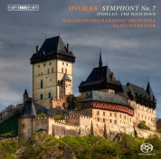 Malaysian Philharmonic Orchestra, Claus Peter Flor: Dvorák: Symphony No. 7 - SACD