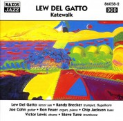 Del Gatto, Lew: Katewalk - CD