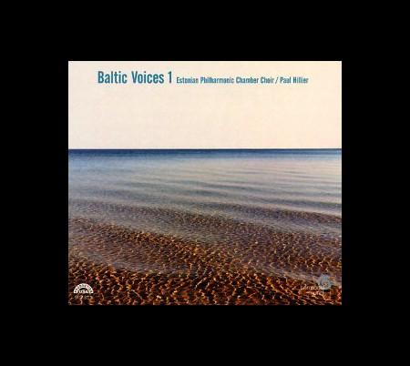 Estonian Philharmonic Chamber Choir, Paul Hillier: Baltic Voices 1 - CD