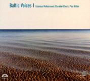 Estonian Philharmonic Chamber Choir, Paul Hillier: Baltic Voices 1 - CD