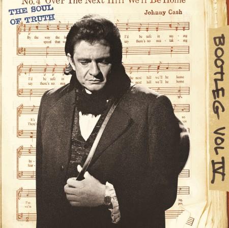 Johnny Cash: Bootleg 4: The Soul Of Truth - Plak