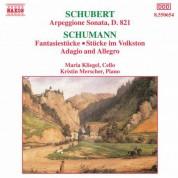 Schubert: Arpeggione Sonata / Schumann: Fantasiestucke - CD