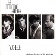 The Manhattan Transfer: Vocalese - CD