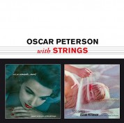 Oscar Peterson: With Strings + 4 Bonus Tracks - CD