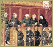Theatre of Voices, Paul Hillier: Monastic Chant - CD