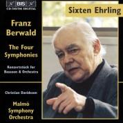 Christian Davidsson, Malmö Symphony Orchestra, Sixten Ehrling: Berwald: The Four Symphonies - CD