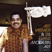 Art Farmer, Bill Evans: Modern Art + 9 Bonus Tracks! (Artwork By Iconic Photographer William Claxton). - CD