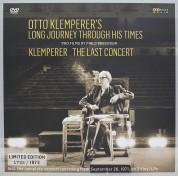 Otto Klemperer´s Long Journey through Times / The Last Concert - Plak