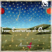 Anonymous 4: Four Centuries of Chant - CD