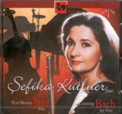 Sefika Kutluer: Coming Bach for Flute Volume 1 - CD