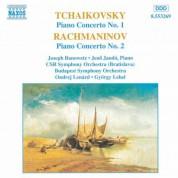 Tchaikovsky / Rachmaninov: Piano Concertos - CD