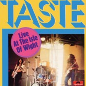 Taste, Rory Gallagher, Richard McCracken, John Wilson: Live At The Isle Of Wight - CD
