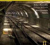 Marc Grauwels, Christophe Delporte, Astoria: Piazzolla: Histoire Du Tango for Flute - CD