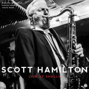 Scott Hamilton: Live at Smalls - CD