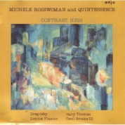 Michele Rosewoman: Contrast High - CD