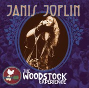 Janis Joplin: The Woodstock Experience - CD