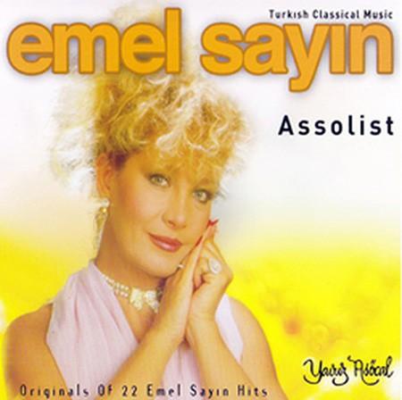 Emel Sayın: Assolist - CD
