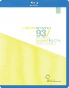 Frank Peter Zimmermann, Berliner Philharmoniker, Bernard Haitink: Europakonzert 1993 - Mozart: Violin Concerto No. 3 / Stravinsky: Le sacre du printemps - BluRay