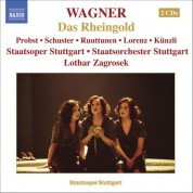 Wagner, R.: Rheingold (Das) (Ring Cycle 1) - CD
