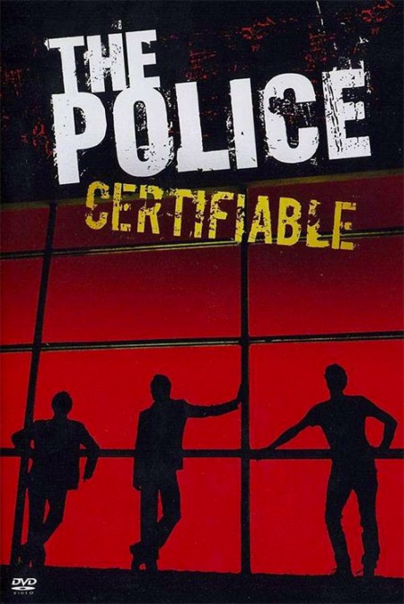 Police: Certifiable - DVD