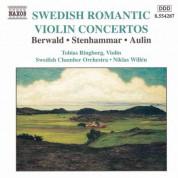 Swedish Romantic Violin Concertos - CD