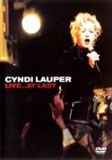 Cyndi Lauper: Live At Last - DVD