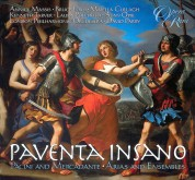 Çeşitli Sanatçılar: V/C: Paventa Insano - Pacini and Mercadante/ Arias and Ensembles - CD