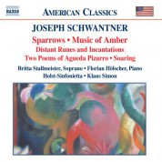Schwantner: Sparrows / Music of Amber - CD