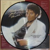 Michael Jackson: Thriller (Picture Disc) - Plak