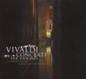 Florian Deuter: Vivaldi:Concerti per violono - CD