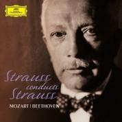 Richard Strauss, Bayerisches Staatsorchester, Berliner Philharmoniker, Heinrich Schlusnus, Staatskapelle Berlin: Strauss, R: Conducts Strauss Mozart, Beethoven - CD