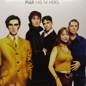 Pulp: His 'N' Hers (Limited Edition - White Vinyl) - Plak