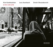 Kim Kashkashian, Lera Auerbach: Arcanum - Shostakovich, Auerbach - CD