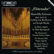Hans-Ola Ericsson: Beethoven/ Haydn: Flötenuhr - mechanical organ music - CD