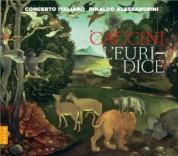 Concerto Italiano, Rinaldo Alessandrini: Caccini: L'Euridice - CD