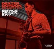 Dexter Gordon Quartet - Espace Cardin 1977 (Dexter's only recording with Al Haig!!!) (Essay by Michael Cuscuna) - CD