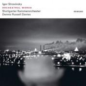 Stuttgarter Kammerorchester, Dennis Russell Davies: Igor Stravinsky: Orchestral Works - CD
