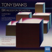 Paul Englishby: Banks: SIX Pieces for Orchestra - CD