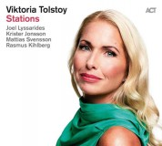 Viktoria Tolstoy: Stations - CD
