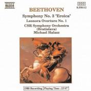 Slovak Radio Symphony Orchestra: Beethoven: Symphony No. 3 / Leonore Overture No. 1 - CD