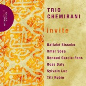 Trio Chemirani: Invite - CD