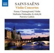 Fanny Clamagirand: Saint-Saens: Violin Concertos - CD