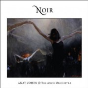 Anat Cohen, The Anzic Orchestra: Noir - CD