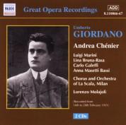 Giordano: Andrea Chenier (La Scala) (1928-1931) - CD