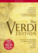 Verdi: The Verdi Edition - DVD