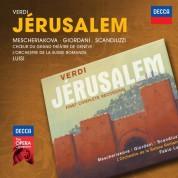 Chœur Du Grand Théâtre De Genève, Fabio Luisi, Marcello Giordani, Marina Mescheriakova, Orchestre de la Suisse Romande, Roberto Scandiuzzi: Verdi: Jerusalem - CD