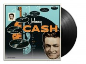 Johnny Cash: With His Hot And Blue Guitar + 2 Bonus Tracks - Plak