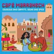 Çeşitli Sanatçılar: Café Marrakech - CD