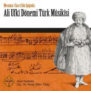 Çeşitli Sanatçılar: Ali Ufki Dönemi Türk Musikisi Macmua-I Saz Ü Söz Işığında - CD